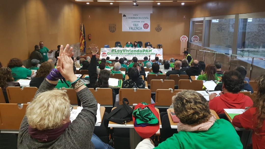 2018, el año que más desahucios ha habido en España