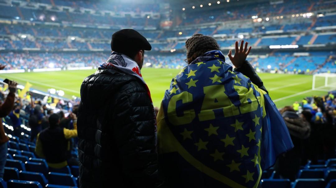 Directo | River - Boca, la final de la Copa Libertadores del Bernabéu
