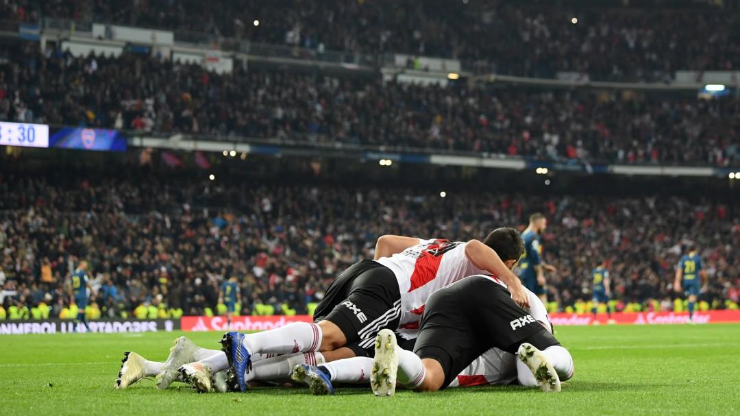 Así te hemos contado la histórica final de la Libertadores del Bernabéu
