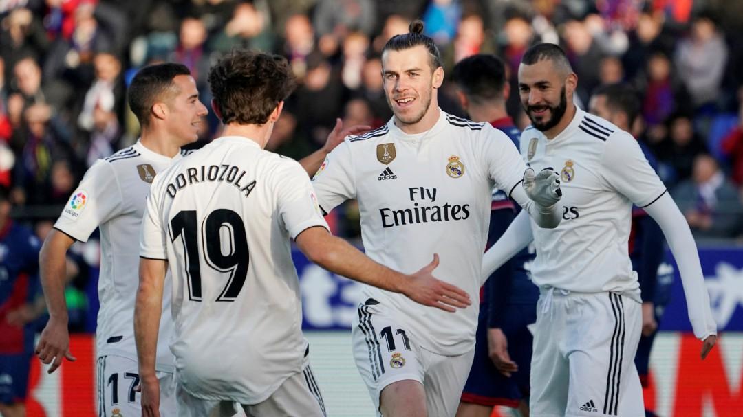 El Madrid está haciendo lo que tiene que hacer