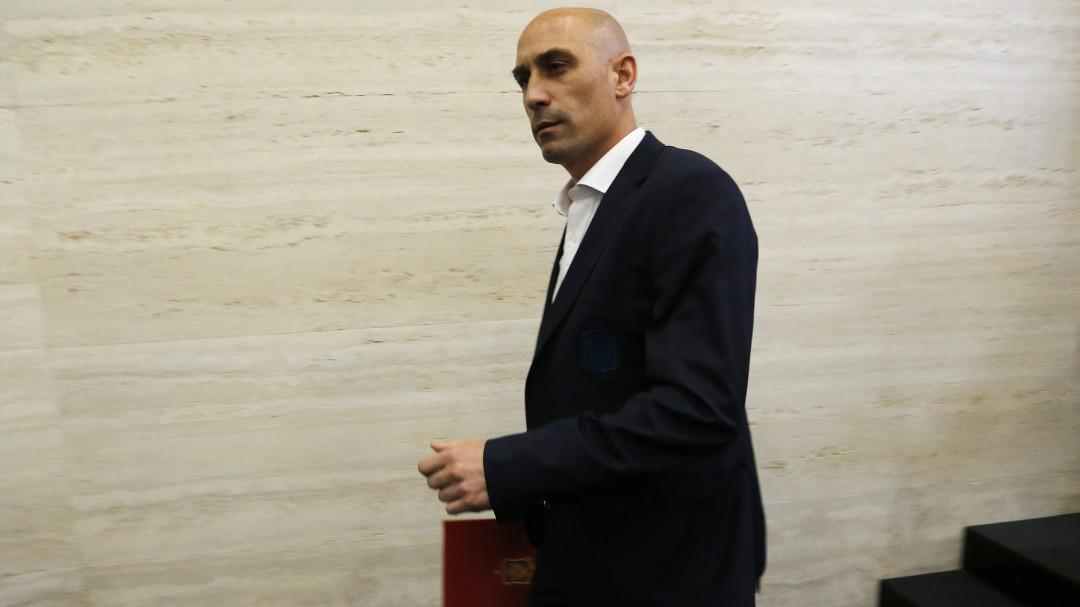 """Rubiales: """"Los clubes y la Liga no se merecen a Tebas"""""""
