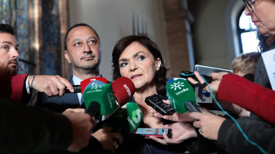 El Gobierno anuncia medidas legales contra Torra por invocar el uso de la violencia