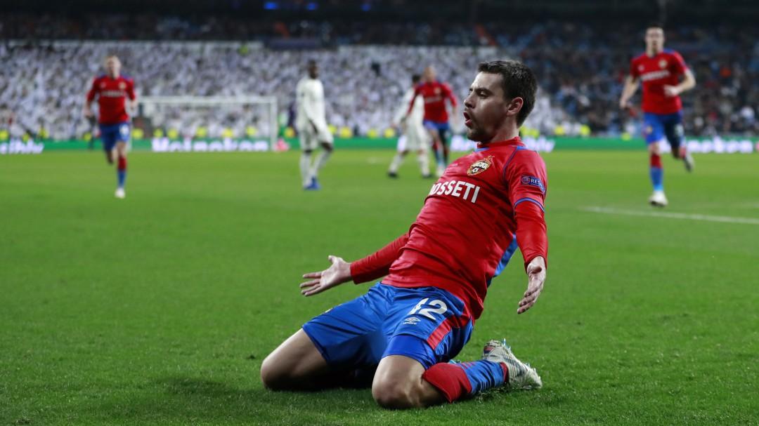 El CSKA de Moscú asalta el Bernabéu ante un Real Madrid que cierra con mala imagen la fase de grupos