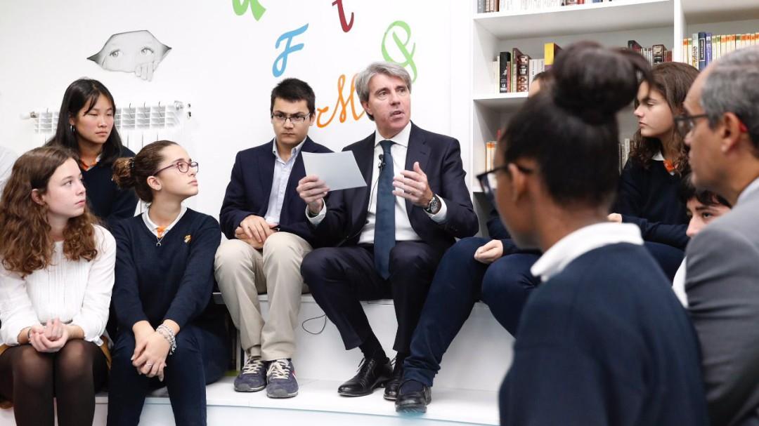 Madrid permitirá financiar el bachillerato y la FP en los centros privados