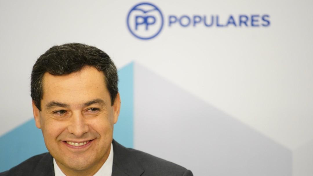 """El PP andaluz acepta en público que negociará con Vox y Rivera dice que no hablará con """"los populistas"""""""