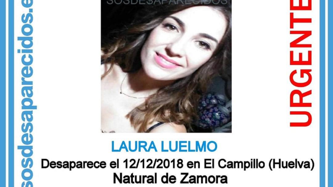 Desaparecida una joven zamorana en Huelva